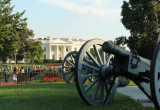 Cannons and the White House