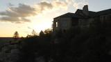 Grand Canyon Lodge at Sunset