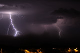 Haboob & Lightning