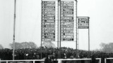 Donnelly Name Board from Aintree Grand National