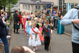 Drumlanrig Nursery Common Riding Ball