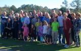 Coach Mike Hickman's Retirement Party