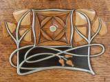 Art Nouveau Inlay - Blackwell