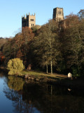 Winter Morning on the River Wear, Durham