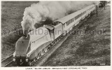 A4 Pacific Steam Locomotive 2509 Silver Link