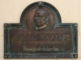 James Walker Plaque - Head of Steam Musuem, Darlington