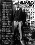 Bloomsday at The Blue Room, in memory of Frank Ficarra, founder, June 16, 2014