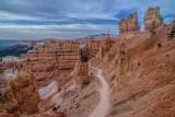 Bryce canyon - sunrise
