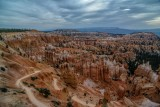 Bryce canyon - sunrise