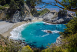 Julia Pfeiffer Burns State Park  - McWay Falls