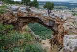 Arch cave