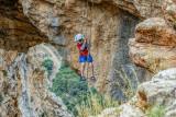 Keshet Arch cave