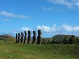 Easter Island - Chile - Bolivia - Peru
