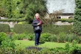 Ann in the Garden