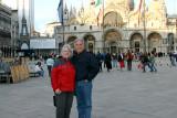 Us in Venice