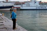 Ann in Ancona