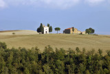 Farm with Chapel