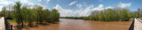 Panorama - Potomac and Monocacy rivers