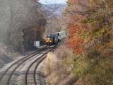 On the move on the mainline