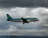 Air Lingus A320-214 at Dublin