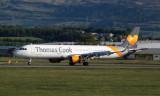 Thomas Cook A321 at Glasgow