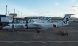 Flybe and British Airways aircraft at Glasgow gates.jpg