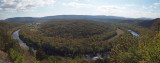 Panorama - Point Lookout, Green Ridge State Park