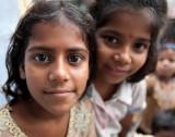 Two girls - Delhi