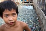 River of garbage