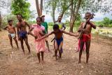 Aeta traditional dance