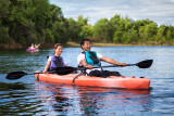 Kayaking on Takar river