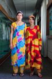 Tajik women - Dushanbe