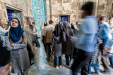 Iranians at Saadi's tomb - Shiraz