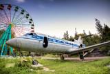 Old plane - Kyrgyzstan