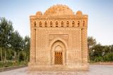 Ismail Samani Mausoleum - Uzbekistan
