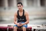 Muscular man - Uzbekistan