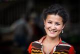 Young woman - Kyrgyzstan