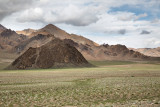Mountain plain -  Tajikistan