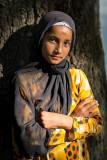 Lyuli girl - Tajikistan