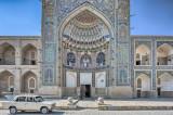 Toki Zaragon Mosque - Uzbekistan