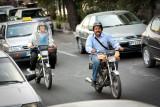 Motorcyclists - Tehran