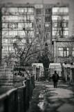 Walking home - Bishkek