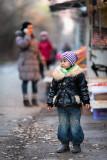 Child waiting - Bishkek