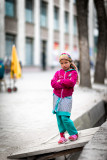 Roma girl - Dushanbe