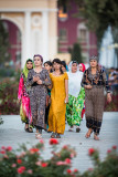 Women walking - Dushanbe
