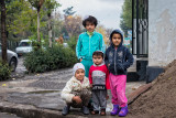Four children - Dushanbe