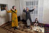 Yazgulomi women dance - Dushanbe