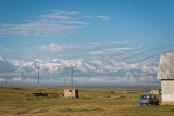 Rural scene - Kyrgyzstan