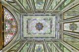 Ceiling of Qavam House - Shiraz