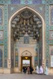 Shah Cheragh gate - Shiraz